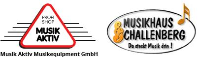 Musik Aktiv Musikequipment GmbH - Logo